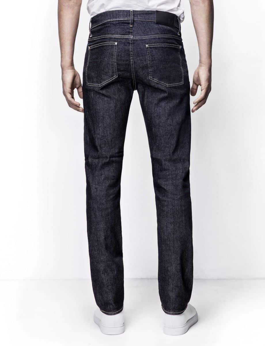 tiger of sweden dark navy iggy jeans. Black Bedroom Furniture Sets. Home Design Ideas