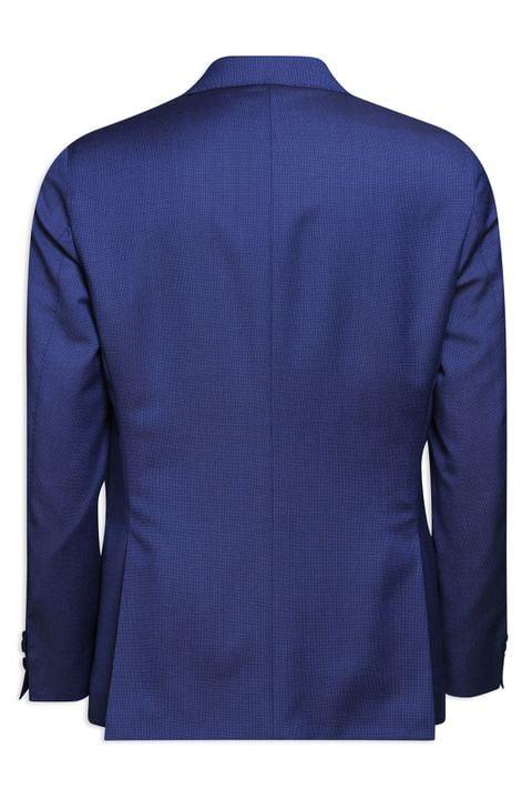 Fogerty Blazer Blue 31543800 240 Back
