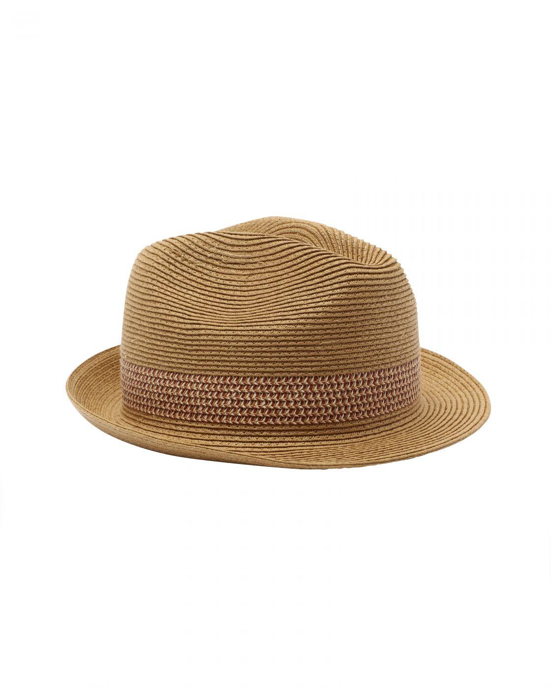 1baa4b4986f1d TED BAKER LONDON LEMONY NATURAL STRAW TRILBY HAT