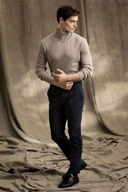 Danwick Trousers 201 Navy 5176 4305 201 1