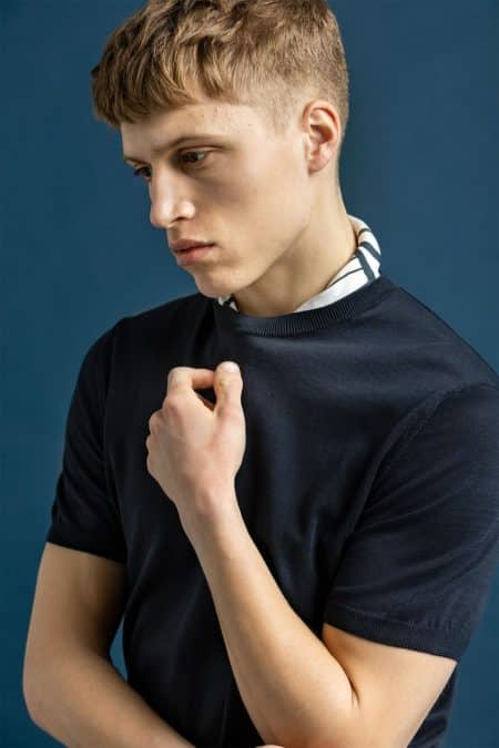 Barth Roundneck Ss 211 Navy 68483918 211 List