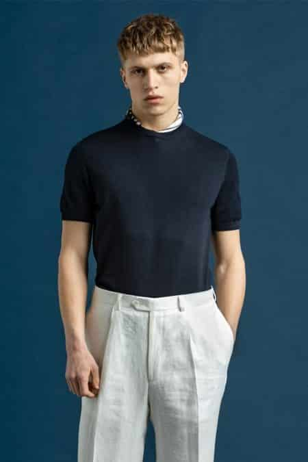 Barth Roundneck Ss 211 Navy 68483918 211 List2