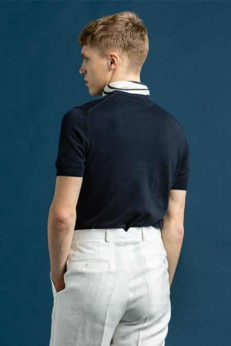 Barth Roundneck Ss 211 Navy 68483918 211 List3